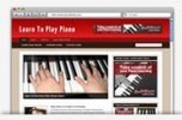Thumbnail Learn Piano Niche Blog
