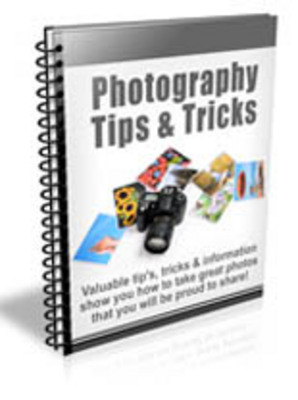Product picture Photography Tips & Tricks Newsletter